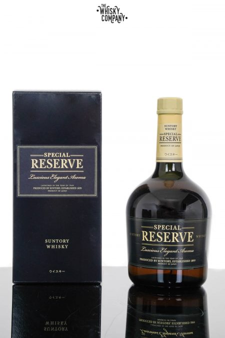Suntory Special Reserve Japanese Blended Whisky (700ml)