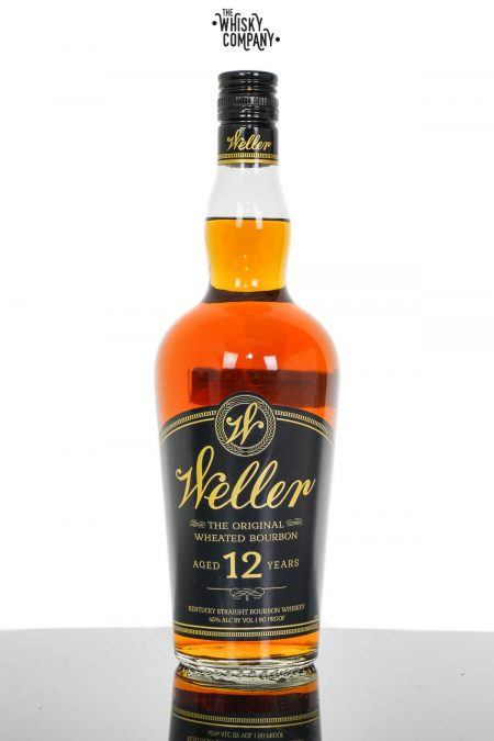 Weller 12 Years Old Kentucky Wheated Bourbon (750ml)