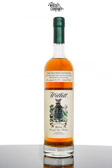 Willet Family Estate Small Batch Rye (750ml)