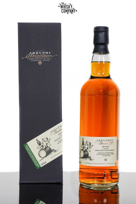 Breath of Speyside 2006 Aged 11 Years Single Malt Scotch Whisky - Adelphi (700ml)