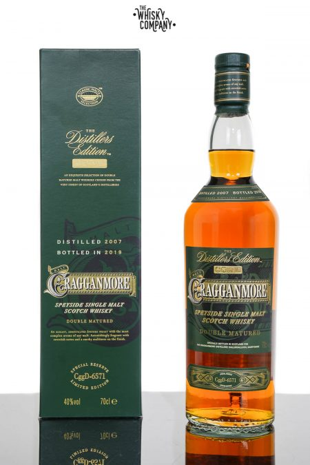 Cragganmore 2019 Distillers Edition Single Malt Scotch Whisky (700ml)
