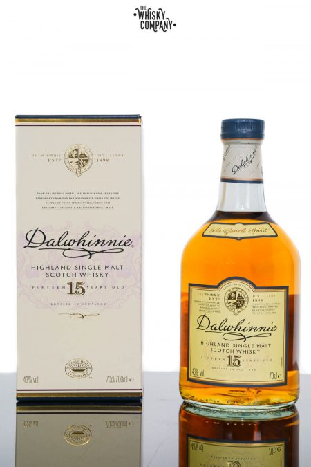 Dalwhinnie 15 Years Old Highland Single Malt Scotch Whisky (700ml)