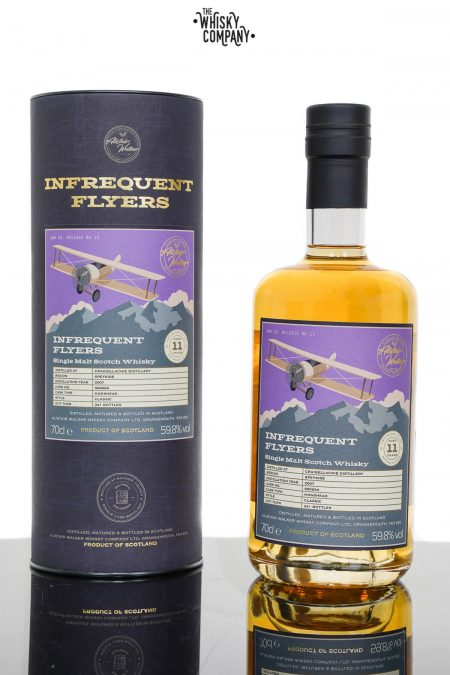 Craigellachie 2007 Aged 11 Years Single Malt Scotch Whisky - Infrequent Flyers #16 (700ml)