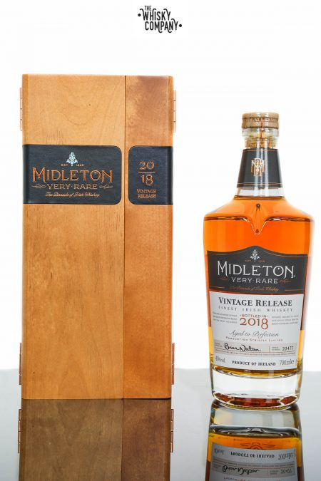 2018 Midleton Very Rare Vintage Release Irish Whiskey (700ml)