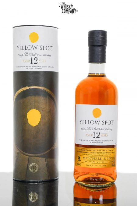 Yellow Spot 12 Years Old Single Pot Still Irish Whiskey (700ml)