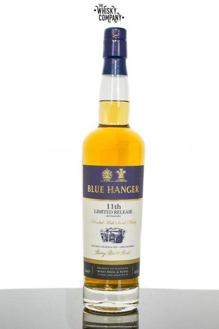 Blue Hanger 11th Release Blended Malt Scotch Whisky - Berry Bros. & Rudd (700ml)