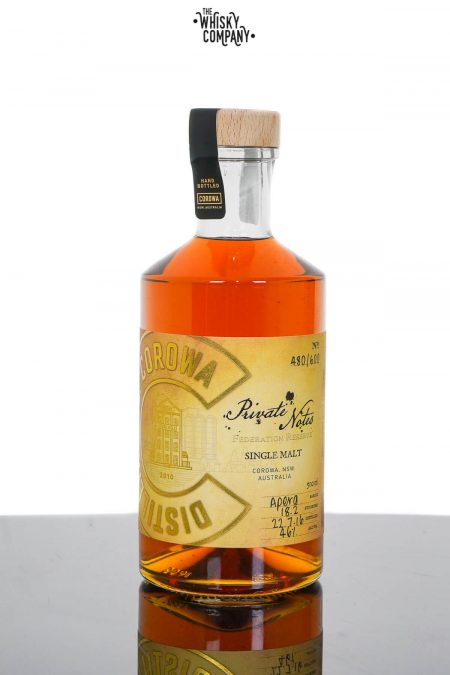 Corowa Distilling Private Notes Australian Single Malt Whisky (500ml)