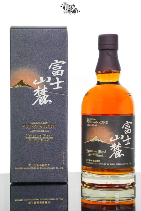 Kirin Fuji-Sanroku Signature Blend Japanese Whisky (700ml)