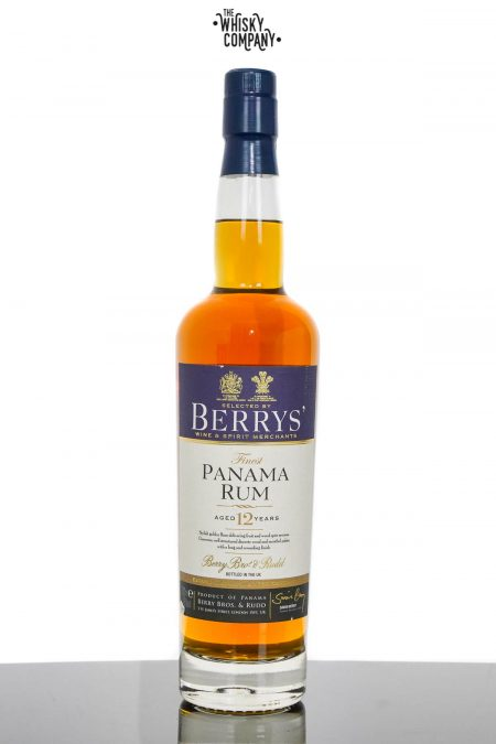 Panama Rum Aged 12 Years - Berry Bros. & Rudd (700ml)