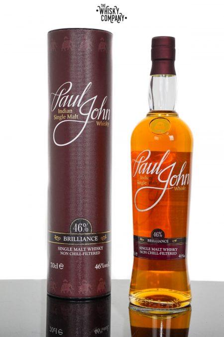 Paul John Brilliance Indian Single Malt Whisky (700ml)