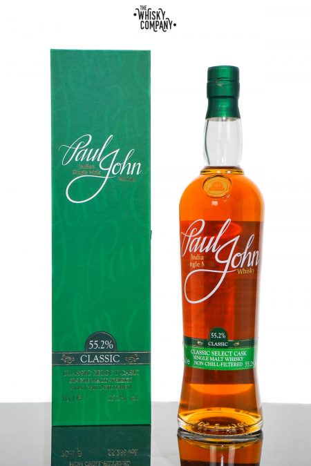 Paul John Classic Select Cask Indian Single Malt Whisky (700ml)
