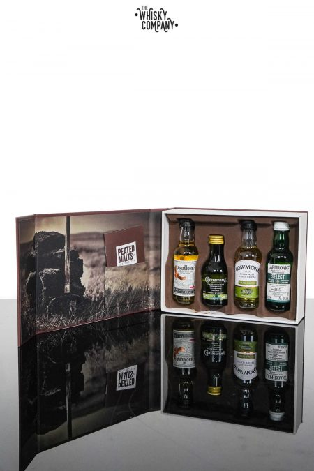 Peated Malts Of Distinction Whisky Collection (4 x 50ml)