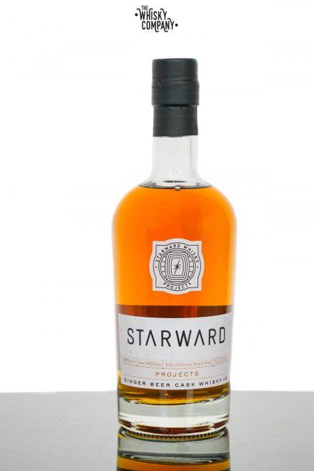 Starward Projects Ginger Beer Cask #5 Australian Single Malt Whisky (500ml)