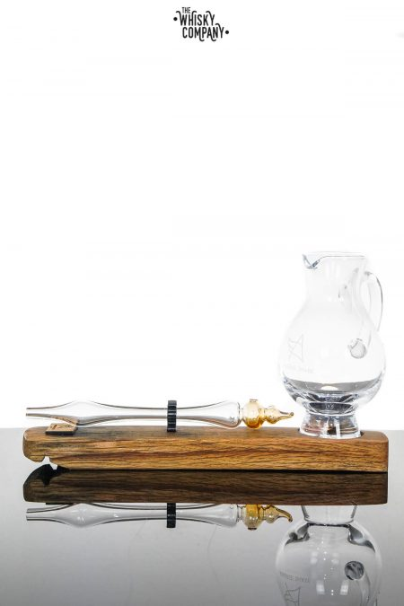 Angels' Share Glassware Whisky Dropper Set With Jug