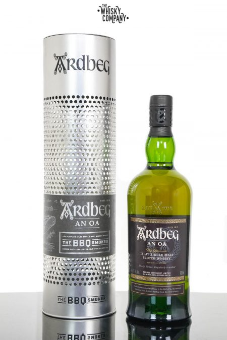 Ardbeg An Oa Islay Single Malt Scotch Whisky - The BBQ Smoker Edition (700ml)