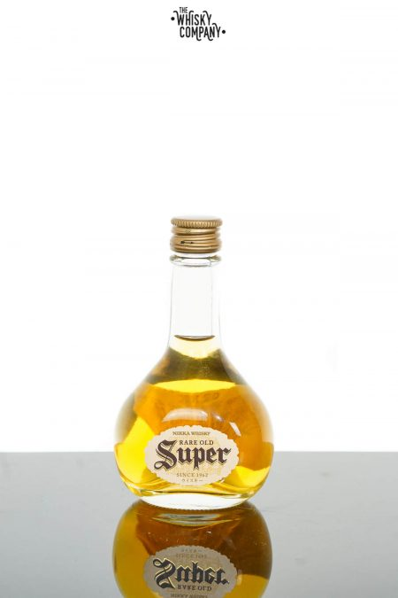 Nikka Super Rare Old Miniature Japanese Blended Whisky (50ml)