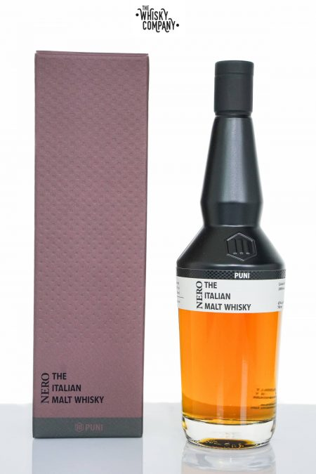 PUNI Nero Italian Single Malt Whisky (700ml)