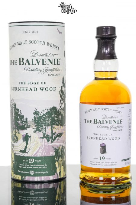 Balvenie Stories Edge of Burnhead Wood 19 Years Old Single Malt Scotch Whisky (700ml)