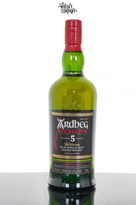 Ardbeg Wee Beastie 5 Year Old Islay Single Malt Scotch Whisky (700ml)
