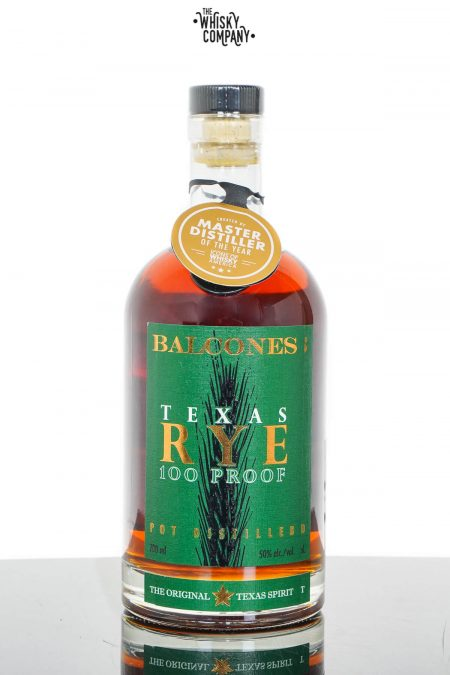 Balcones 100 Proof Texas Rye Whiskey (700ml)