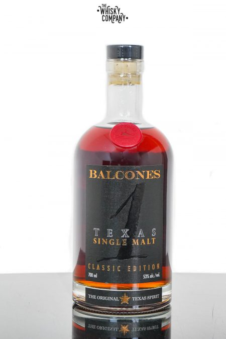 Balcones Classic Edition Texas Single Malt Whiskey (700ml)