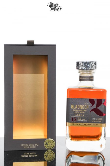 Bladnoch Adela 15 Years Old Lowland Single Malt Scotch Whisky (700ml)