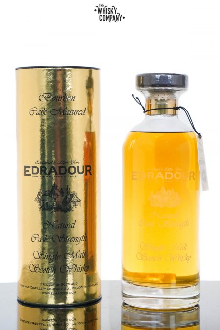 Edradour 2008 Aged 11 Years Ibisco Decanter Bourbon Matured Single Malt Scotch Whisky - Signatory Vintage (700ml)