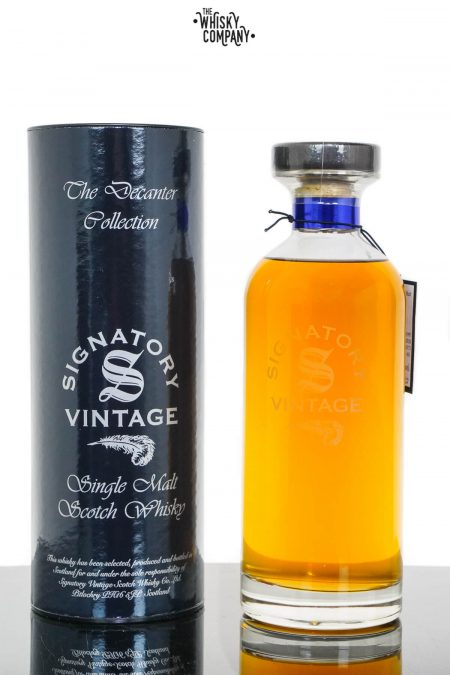 Glen Rothes 1997 Aged 23 Years Old Ibisco Decanter Single Malt Scotch Whisky - Signatory Vintage (700ml)