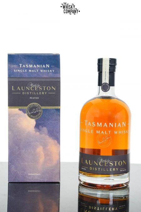 Launceston Peated Tasmanian Single Malt Whisky - Batch H17-16 (500ml)