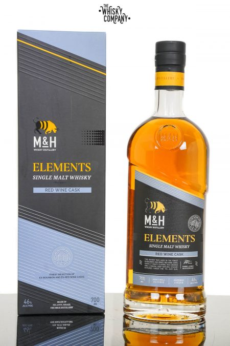 Milk & Honey Elements Red Wine Cask Israeli Single Malt Whisky (700ml)