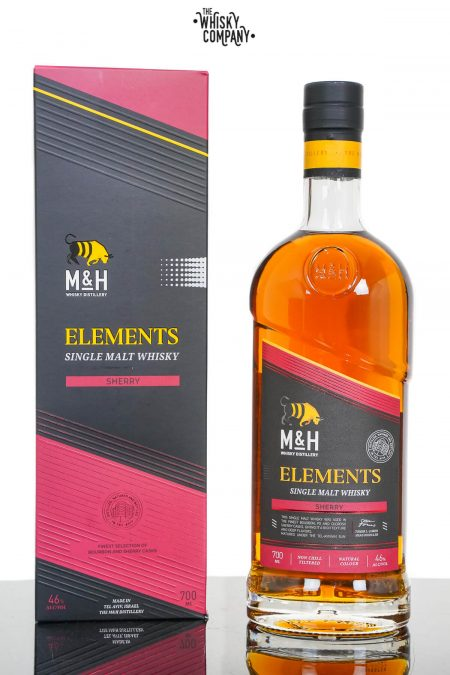 Milk & Honey Elements Sherry Cask Israeli Single Malt Whisky (700ml)