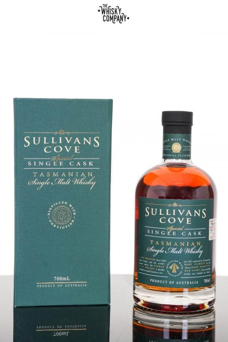 Sullivans Cove Single Cask Tasmanian Single Malt Whisky - Barrel TD0214 (700ml)