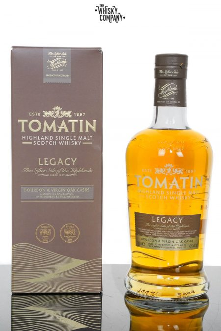 Tomatin Legacy Single Malt Scotch Whisky (700ml)