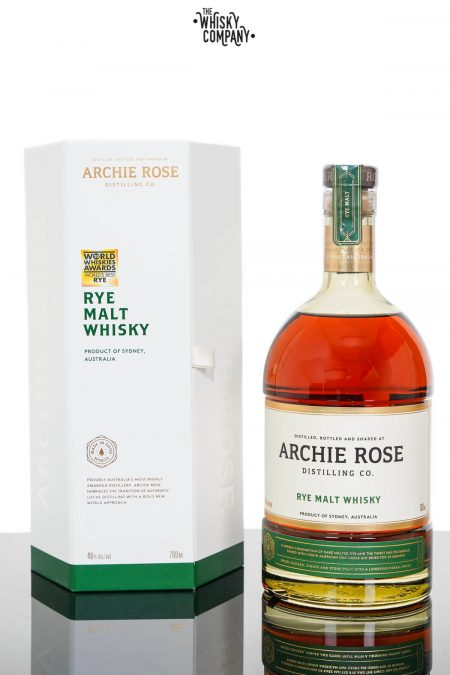 Archie Rose Australian Rye Malt Whisky (700ml)