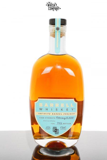 Barrel Craft Spirits Cask Strength Whiskey - Infinite Barrel Project (750ml)