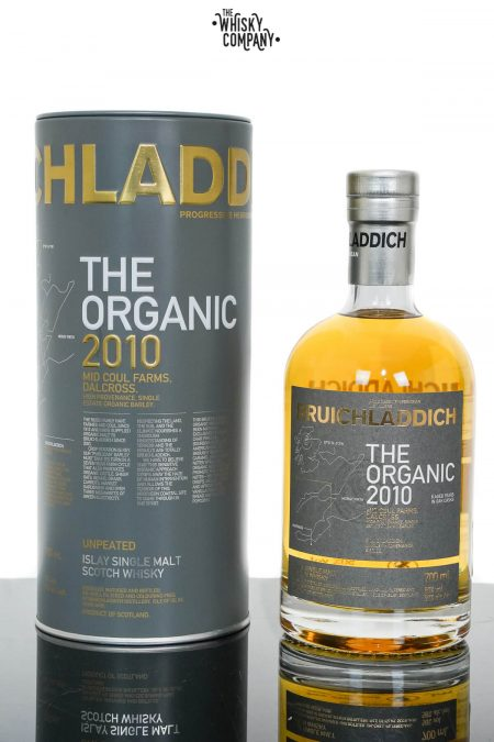 Bruichladdich 2010 The Organic Single Malt Scotch Whisky (700ml)