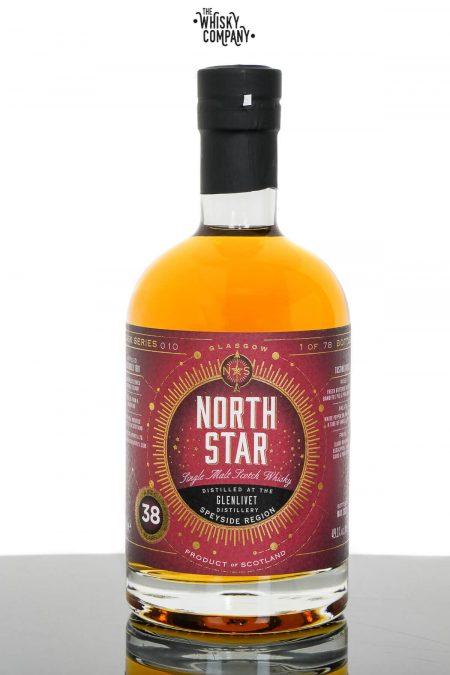 Glenlivet 1981 Aged 38 Years Speyside Single Malt Scotch Whisky - North Star (700ml)