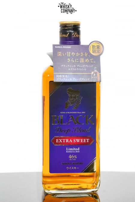 Nikka Deep Blend 2018 'Extra Sweet' Limited Edition Japanese Blended Whisky (700ml)