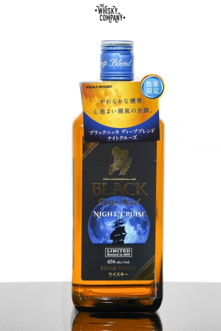 Nikka Deep Blend 2019 'Night Cruise' Limited Edition Japanese Blended Whisky (700ml)