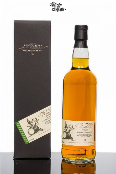 Adelphi 2006 Breath of Speyside Aged 10 Years Single Malt Whisky (700ml)