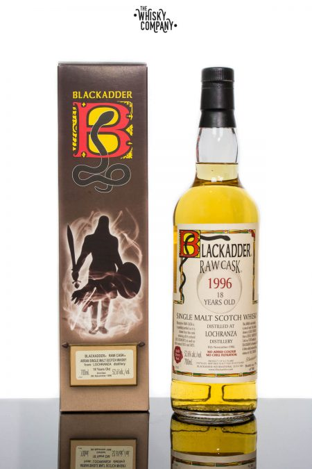 Blackadder Raw Cask Aged 18 Years Lochranza Single Malt Scotch Whisky (700ml)