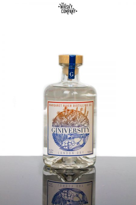 Giniversity London Dry Australian Gin (500ml)