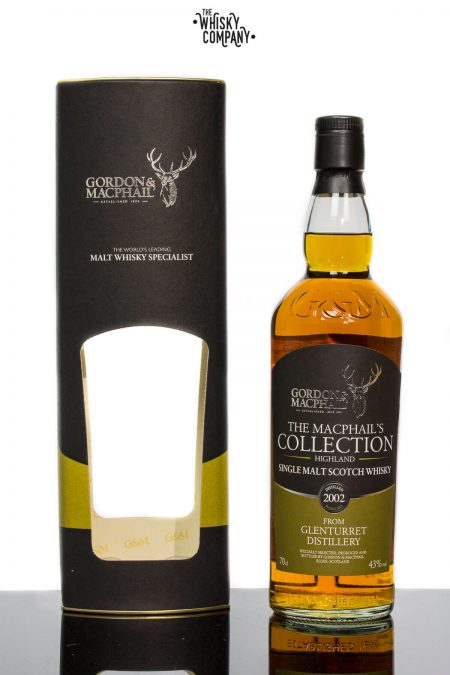 Gordon & MacPhail Glenturret 2002 Highland Single Malt Scotch Whisky
