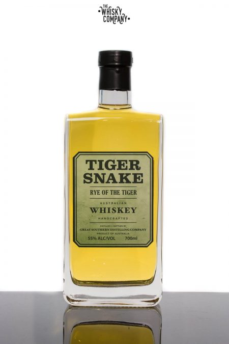 Tiger Snake Rye Of The Tiger Small Batch Australian Whiskey (700ml)