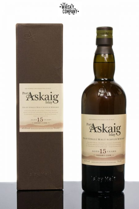 Port Askaig Aged 15 Years Islay Single Malt Scotch Whisky