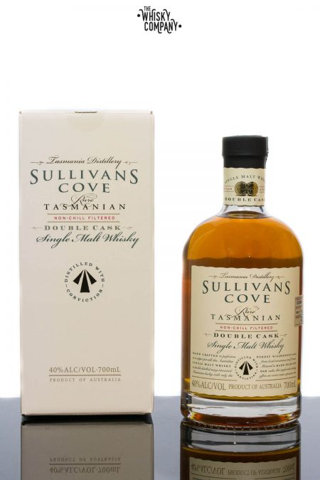 Sullivans Cove Double Cask Australian Single Malt Whisky - Barrel DC085 (700ml)