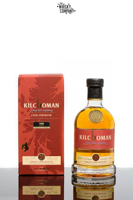 Kilchoman PX Finish Single Cask Cask Strength Islay Single Malt Scotch Whisky