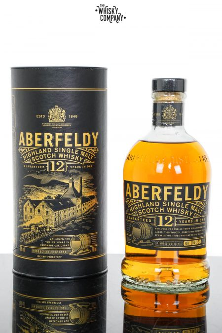 Aberfeldy 12 Years Old Single Malt Scotch Whisky (700ml)