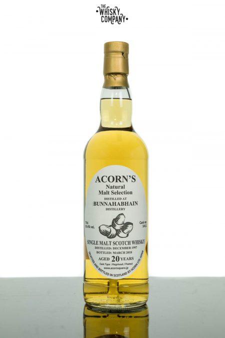 Bunnahabhain 1997 Aged 20 Years Islay Single Malt Scotch Whisky - Acorn's (700ml)