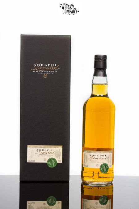 Glenrothes 1991 Aged 25 Years Speyside Single Malt Scotch Whisky (Adelphi) (700ml)